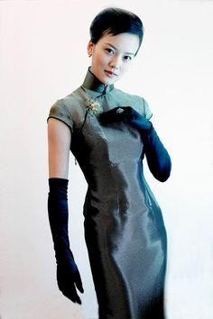 《一世情缘》首播唐于鸿旗袍演绎花样年华(图)