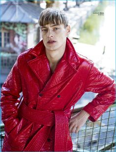 Romanian model Roberto Sipos is once again front and center for an inspiring editorial. Venturing outdoors, Roberto models choice outerwear and tailoring from the fall-winter 2016 collections. Photographer Jesper Brandt collaborates with stylist Lars-Fredrik Svedberg for the occasion. Ready to turn heads, Roberto warms up to vivid colors and luxurious materials. The top model sports...[ReadMore]