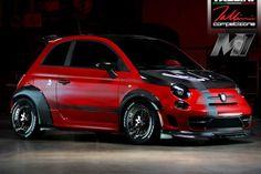 Fiat 500 M1 Turbo Tallini Competizione by Road Race Motorsports - Autoblog
