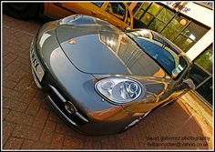 One of my fav sports car, I found this Porsche parked in the Docklands area of London.    Porsche Sports Car in the City     Soooo cool
