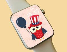 Watch Wallpaper / Apple Watch / FitBit / Smartwatch / Watch Background Best Apple Watch, Apple Watch Faces, Fitbit App, Wallpaper Backgrounds, Wallpapers, Share Icon, Star Watch, Apple Watch Wallpaper, Pin Pin