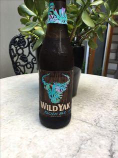 Beer 201 - Pacific Ale - Wild Yak. Australia