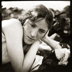 """""""Barbara, head resting on left hand"""" 1920 by Artur Nikodem Fine Art Photography, Portrait Photography, Hand Pose, Camera Obscura, Female Portrait, Woman Portrait, Pose Reference, New York City, Poses"""