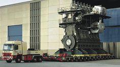 FlatOut! – Como é feito o maior e mais potente motor a diesel do mundo