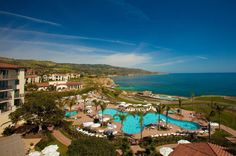 Our favorite place to go for a Staycation. Terranea Resort, Rancho Palos Verdes, California
