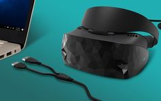 IFA 2017: ASUS intros Windows Mixed Reality Headset (HC102) - Specifications Video #AR #Bots #Drones #Gadets #Gizmos #HoloLens #PowerBanks #Robots #Smartwatches #VR #Wearables  #Mac #macOS #macOSSierra #Apple  #macOSEden