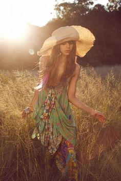 hippie masa | floaty festival hair  For #hairstyles & advice visit us   WWW.UKHAIRDRESSERS.COM