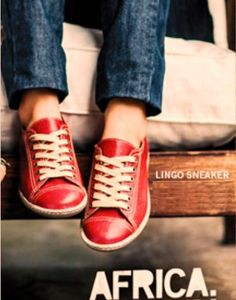 Lingo leather sneakers: handstitched. handmade. handcrafted by Tsonga. Midlands Meander, KZN, South Africa. www.midlandsmeander.co.za