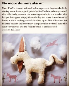 Organic cuddly toy