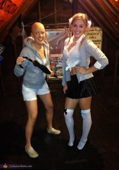 Britney Spears Gone Wrong - 2013 Halloween Costume Contest