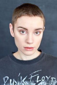 """Short hair, for a woman, is a statement. One of confidence, empowerment, counterculture, and saying """"fuck it"""" to the beauty norms. Or, you know, it's just a haircut. The idea of super-short hair on a woman is no longer such a rarity that the world will gasp in shock and clutch its collective pearls"""