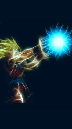 Goku ssj kane hame ha