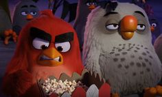 Full Trailer for THE ANGRY BIRDS MOVIE Released