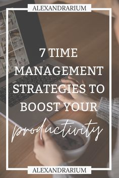 Effective Time Management, Time Management Strategies, Time Management Skills, How To Be More Organized, Mom Schedule, Work Productivity, Time Time, Lifestyle Group, New Hobbies