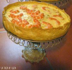 """Las tartas saladas son muy fáciles de preparar y además tienen mucha aceptación, están ricas en frío o en caliente. Les podemos poner """"casi..."""
