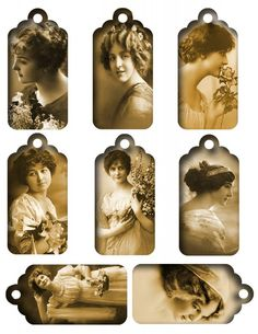 Sheet dames tags