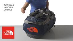 The North Face Base Camp Duffel. It's not your average duffel bag. Made from a durable laminate material, the Base Camp Duffel is a bomber of a bag. Sailing Trips, Barrel Bag, Best Bags, Duffel Bag, The North Face, Camping, Base, Backpacks, Destinations