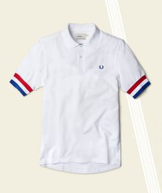 Fred Perry - GB Tipped Bradley Shirt (actually got this last fall, just finally available to the public, humblebrag)
