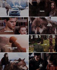 Twilight Jokes, Twilight Saga Series, Twilight Photos, Twilight Series, Twilight Movie, Twilight Breaking Dawn, Breaking Dawn Part 2, Twilight Jacob And Renesmee, Midnight Sun
