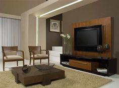 Mirian Decor: Dica para sala de TV