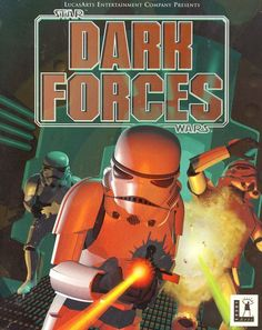 Star Wars: Dark Forces - PC