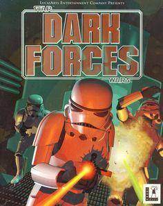 Star Wars: Dark Forces - PC