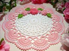 Crochês artes e afins.: toalha redonda de mesa