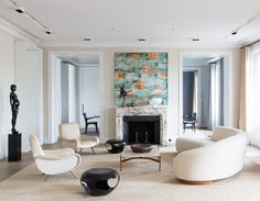 Interiors by Damien Langlois Meurinnehttp://plastolux.com/interiors-damien-langlois-meurinne.html