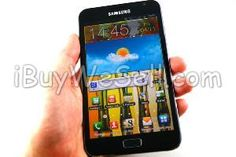 Samsung Galaxy Note  * - Olåst  * - Laddare  * - handsfree  * - Usb kabel  * - Garanti  To check the price, click on the picture. For more mobile phones visit http://www.ibuywesell.com/en_SE/category/Mobile/467/ #samsung #galaxy #mobile #phones #cellphone