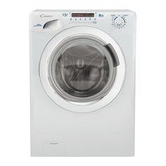 Lavadora secadora Candy GSW485D de 8 Kg y 1.400 rpm