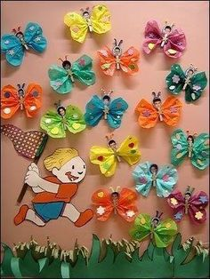 Cute-paper-crafts-for-kids.jpg 2019 Cute-paper-crafts-for-kids.jpg The post Cute-paper-crafts-for-kids.jpg 2019 appeared first on Paper ideas. Fun Easy Crafts, Paper Crafts For Kids, Summer Crafts, Diy And Crafts, Arts And Crafts, Craft Kids, Class Decoration, School Decorations, Popsicle Crafts