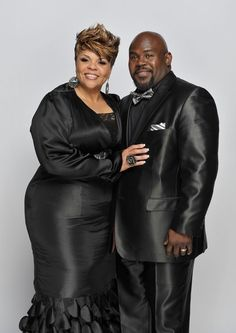 David & Tamala Mann - In many Tyler Perry movies/shows