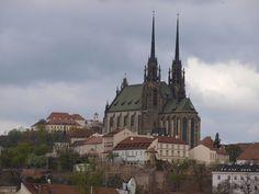Czech Republic, Cathedral, Architecture, City, Building, Travel, Arquitetura, Viajes, Buildings