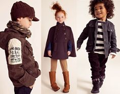 zara kids? holy freaking adorable. i could take a tip or two from how these children are styled.