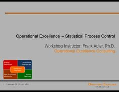 https://flevy.com/browse/operations/opex-statistical-process-control-training-module-604/ref/documentsfiles/ The Operational Excellence Statistical Process Control