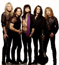 """Aerosmith is an American rock band, sometimes referred to as """"the Bad Boys from Boston"""" and """"America's Greatest Rock and Roll Band. Free Piano Sheets, Piano Sheet Music, Steven Tyler, Cheyenne Frontier Days, Joe Perry, The Jam Band, Rock And Roll Bands, Cd Album, Music Film"""