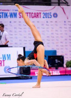 Salome Pazhava (Georgia), World Championships 2015