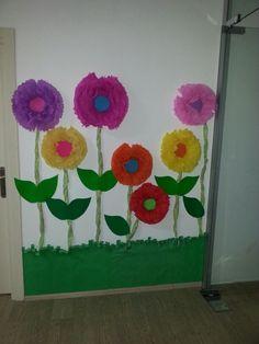 Kindergarten craft art