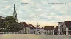 Wangerin in Pommern Kreis Regenwalde