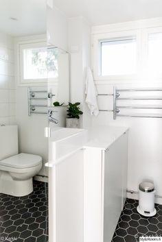 kylpyhuone,kylpyhuoneen sisustus,kylpyhuonekalusteet,hexagon,laatta