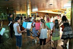 Taller de Orquesta Junio 2009