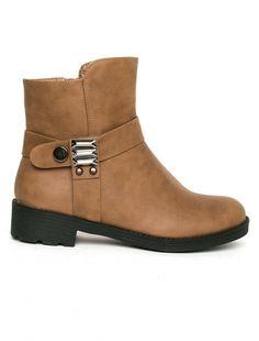 Home Zenda Outlet imbracaminte magazin online haine Biker, Boots, Casual, Fashion, Crotch Boots, Moda, Fashion Styles, Shoe Boot, Fasion