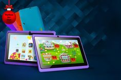I just bought Kids' 7in Dual Core Android Tablet (now £32.99) via @wowcher