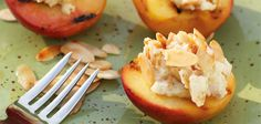<p>Ingredients Makes: 12 servings 6 peaches, halved 1/2 cup amaretto 2 tablespoons orange juice concentrate 6 cloves Directions Place halved peaches in a resealable plastic bag. Stir together amaretto