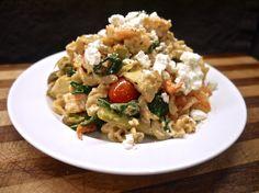 White Beans, Spinach Feta, Feta Spinach, Tuscan White, Shrimp Feta