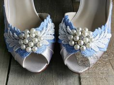Lavender Low Heel Comfortable Shoes | Blue Wedding Shoes Low Heel Il_570xn.516490483_3s11.jpg