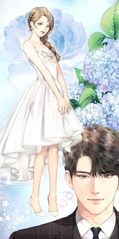 Collection of Images - 015 - Wattpad Romantic Anime Couples, Romantic Manga, Cute Couple Art, Anime Love Couple, Anime Girl Dress, Anime Art Girl, Anime Love Story, Anime Korea, Cute Anime Coupes