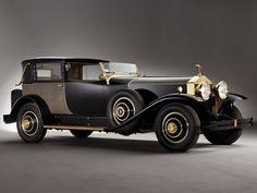 1929 Rolls-Royce Phantom Springfield