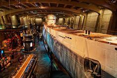 U-505 German Submarine