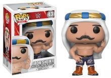 Pre-order Now! Funko Pop! WWE Iron Sheik Vinyl Figure Toy #43